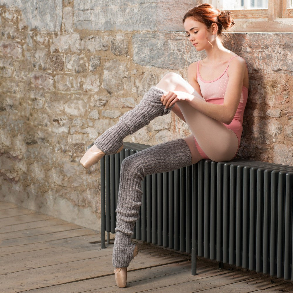 Intermezzo 2025 Knitted Marl Legwarmers - Dazzle Dancewear Ltd