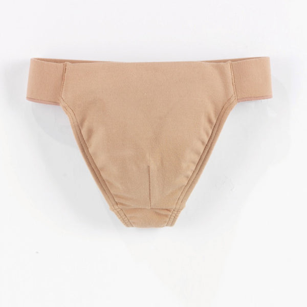 Intermezzo Beige Sus Ballet Dance Thong Support Belt - Dazzle Dancewear Ltd