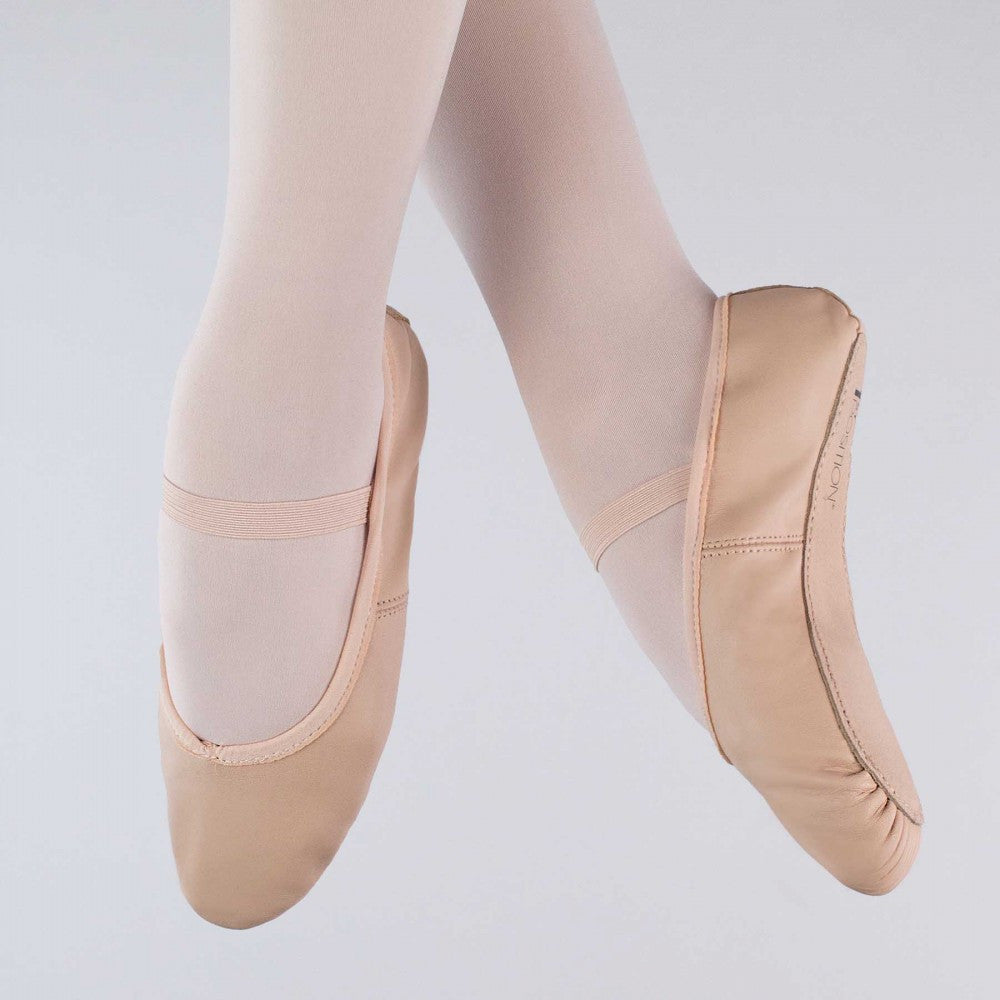 1st Position Premium Leather Ballet Shoes