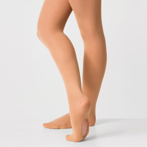 Capezio Ultra Soft Transition Tights-Dazzle Dancewear Ltd