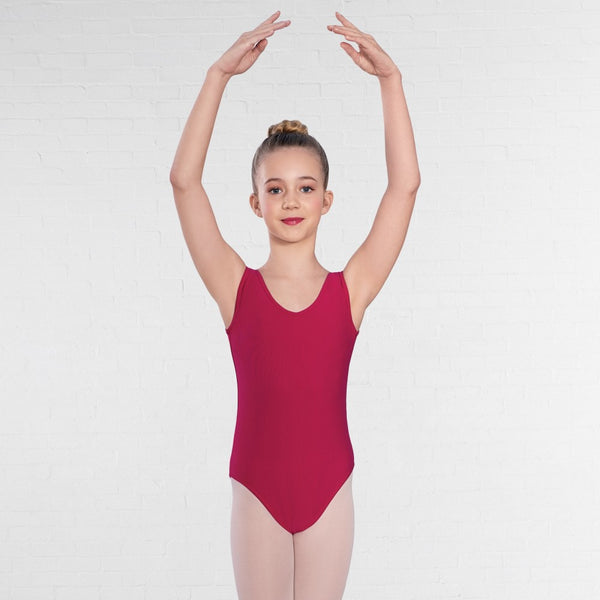 1st Position ISTD Style Primary Grade IV Ballet Dance Leotard - Dazzle Dancewear Ltd