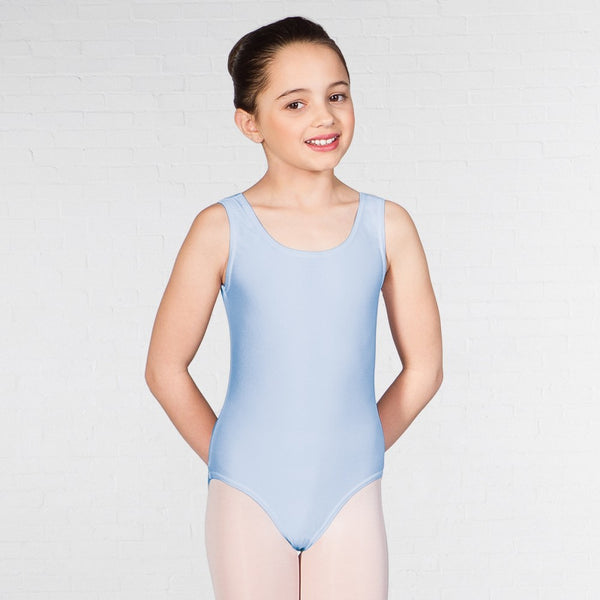 1st Position Vest Dance Leotard - Dazzle Dancewear Ltd