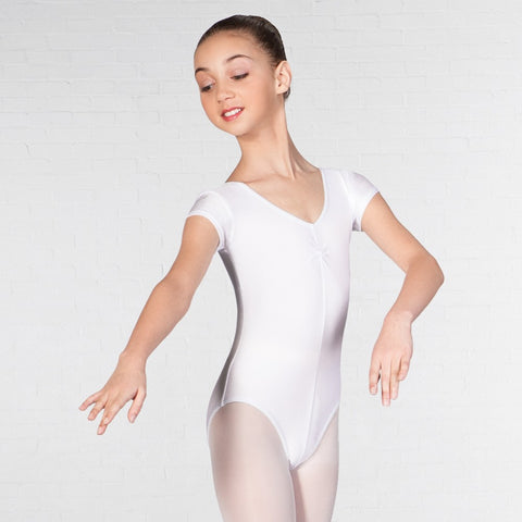1st Position Cap Sleeved Ballet Dance Leotard