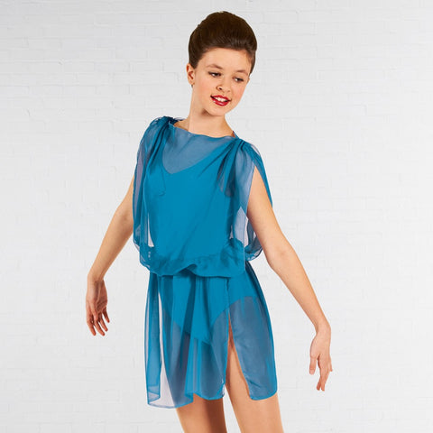 1st Position Lyrical Ballet Dance Tunic