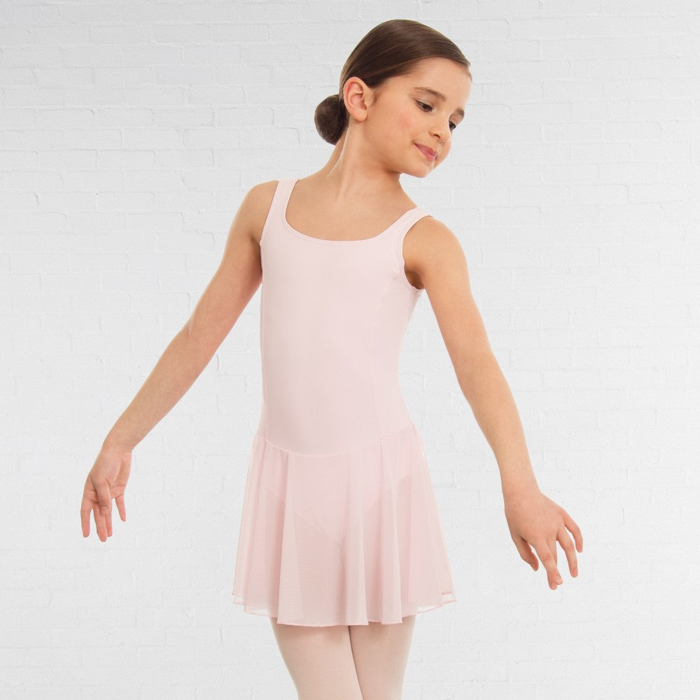 1st Position Skirted Ballet Dance Leotard - Dazzle Dancewear Ltd