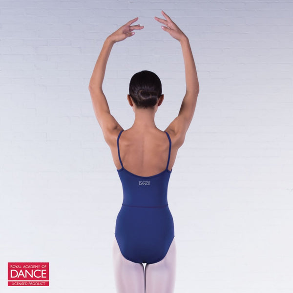 RAD Approved Princess Line Camisole Leotard - Dazzle Dancewear Ltd