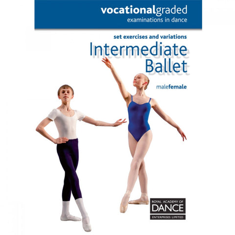 RAD Inter Syllabus Book - Dazzle Dancewear Ltd