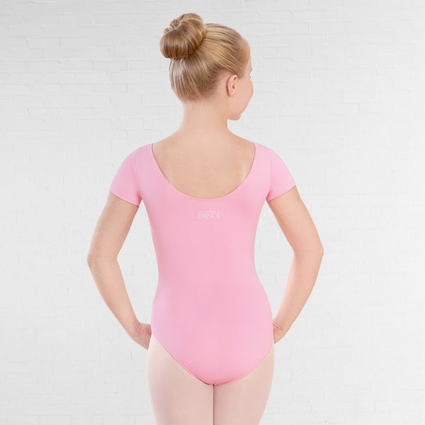 RAD Approved Alice Princess Line Short Sleeved Leotard - Dazzle Dancewear Ltd