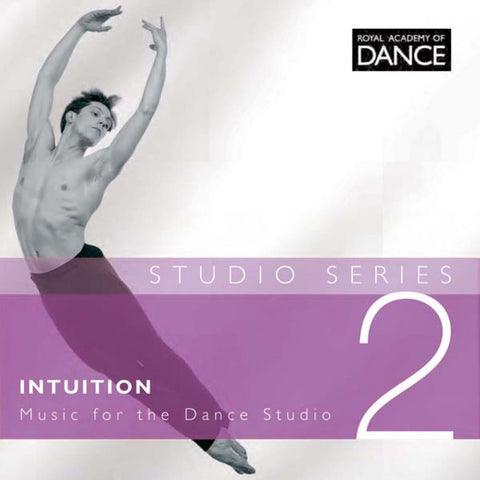 "RAD ""Intuition"" CD - Vol.2 - Dazzle Dancewear Ltd"