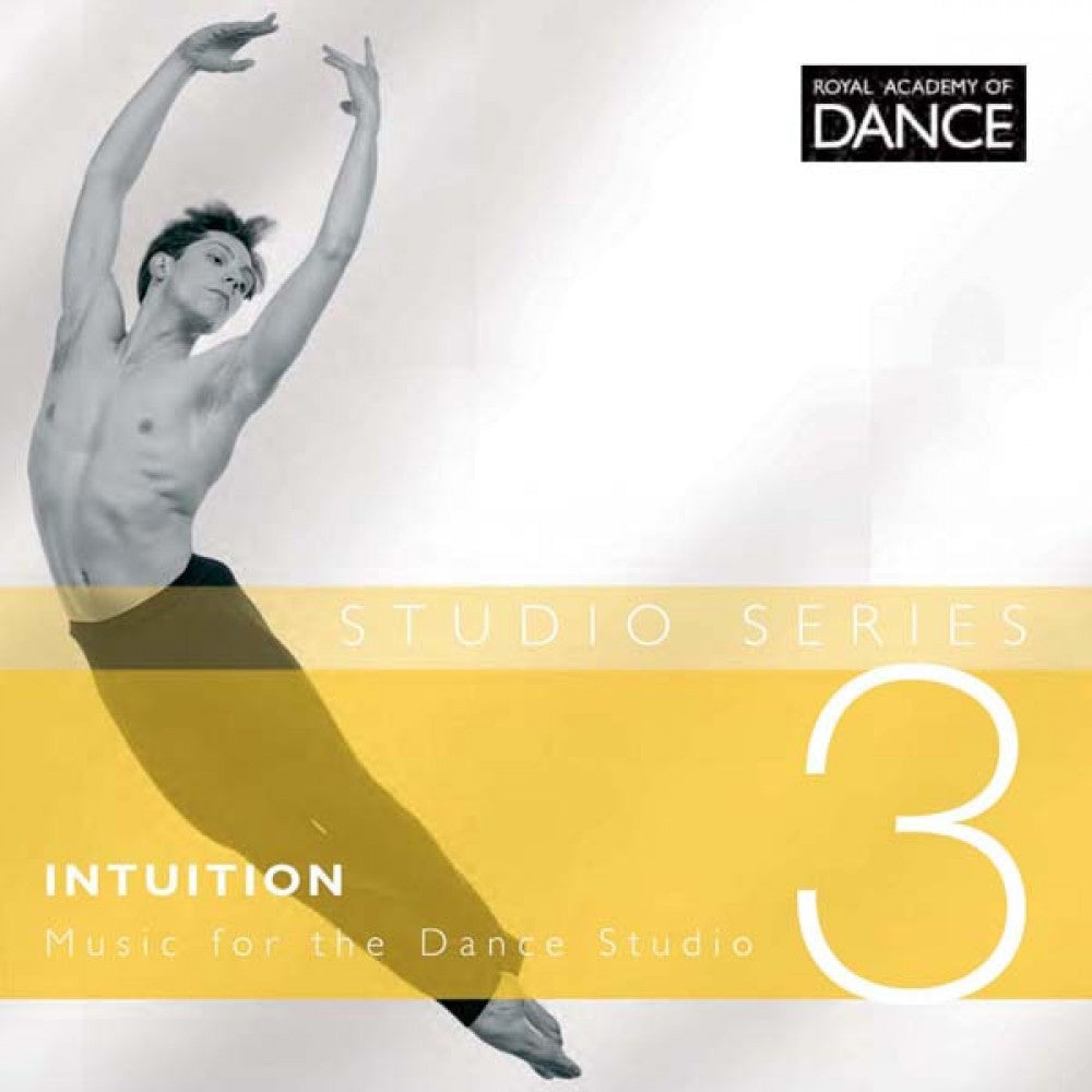 "RAD ""Intuition"" CD - Vol.3 - Dazzle Dancewear Ltd"