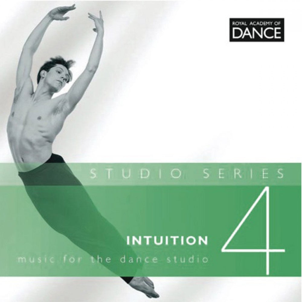 "RAD ""Intuition"" CD - Vol.4 - Dazzle Dancewear Ltd"