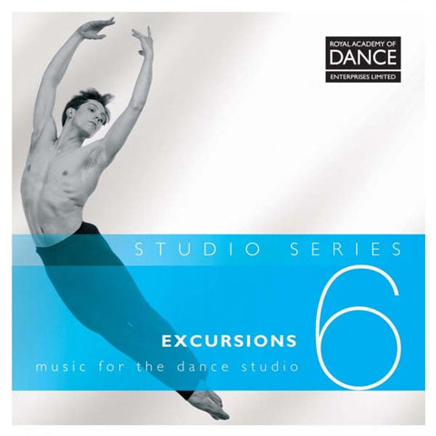"RAD ""Excursions"" CD - Volume 6 - Dazzle Dancewear Ltd"