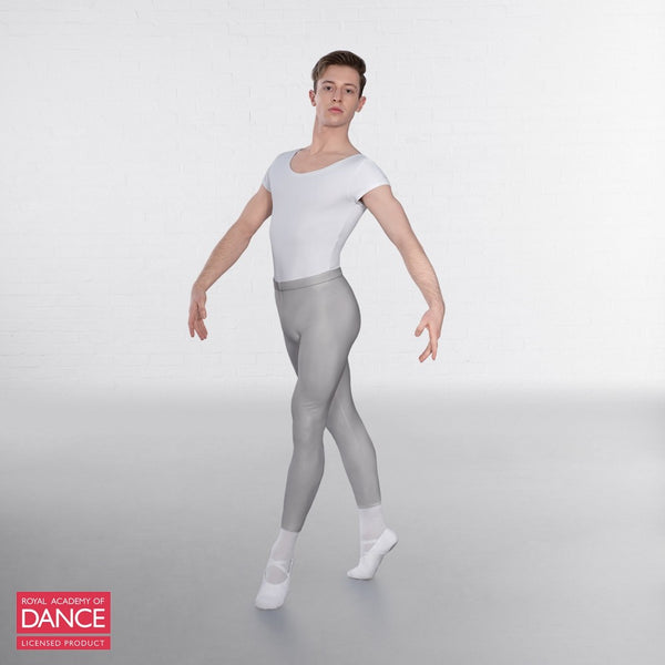 RAD Approved High Waisted Footless Ballet Dance Tights - Dazzle Dancewear Ltd