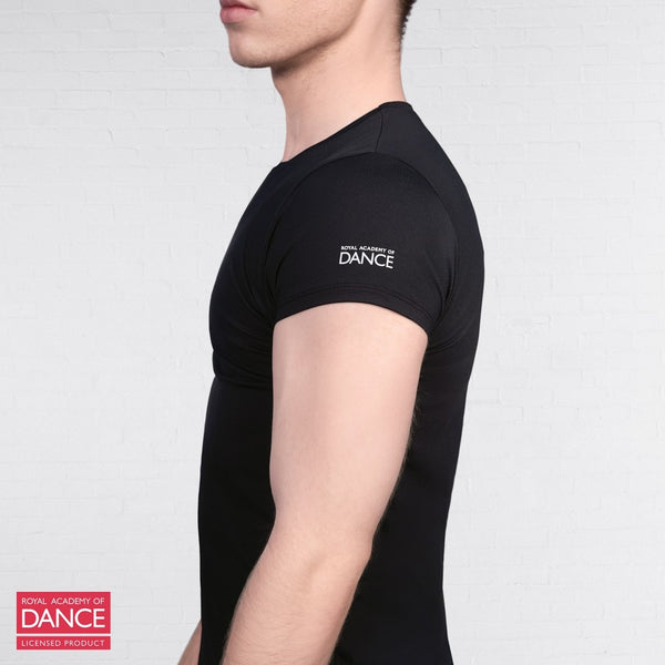 RAD Approved Crew Neck Cap Sleeved T-Shirt - Dazzle Dancewear Ltd