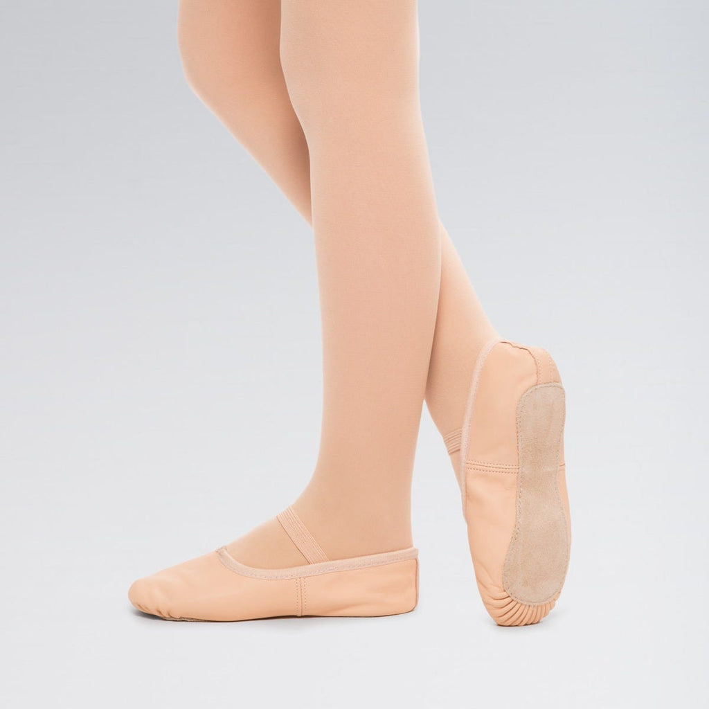 Revolution Student Full Sole Leather Ballet Shoes | Dazzle Dancewear Ltd