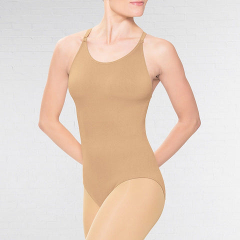 Revolution Nude Camisole Leotard-Dazzle Dancewear Ltd
