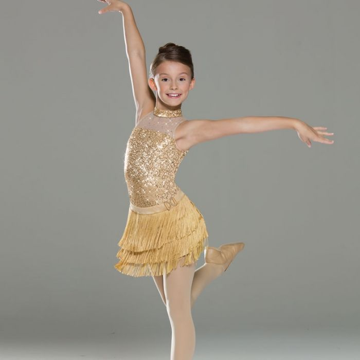 Revolution Time Of Our Lives Costume - Dazzle Dancewear Ltd