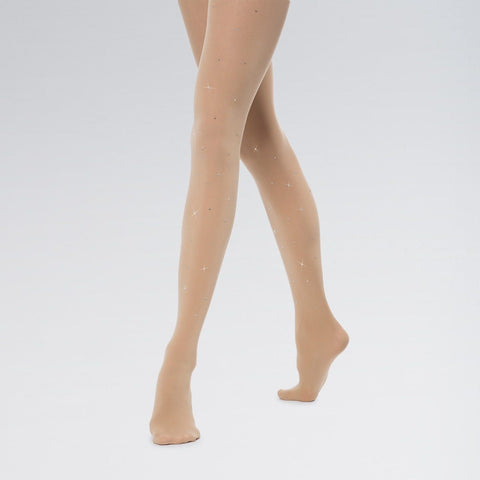Revolution Second Skin™ Rhinestone Tights-Dazzle Dancewear Ltd