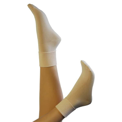 Silky Ballet Dance Socks | Dazzle Dancewear Ltd