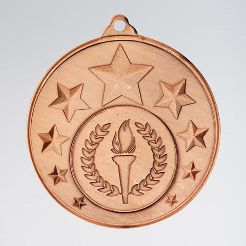 Multi Star Dance Medal - Dazzle Dancewear Ltd