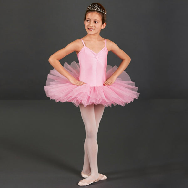 1st Position 8 Layer Classic Tutu - Dazzle Dancewear Ltd