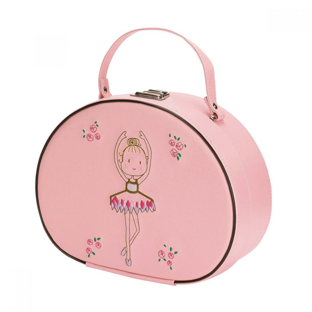 Katz Pink Ballerina Hard Beauty Dance Case - Dazzle Dancewear Ltd