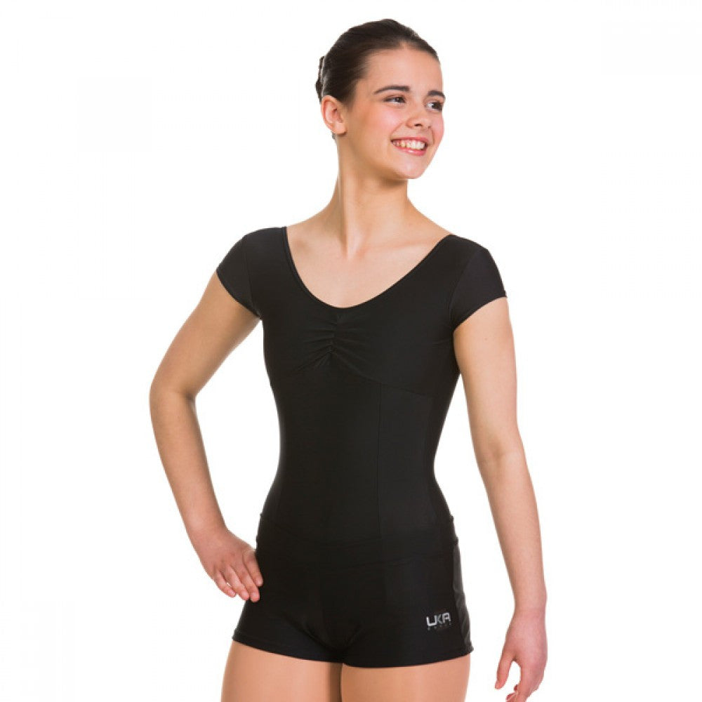UKA Modern & Jazz Cap Sleeve Leotard