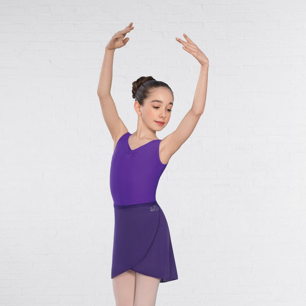 United Teachers of Dance UTD Wrapover Skirt - Dazzle Dancewear Ltd