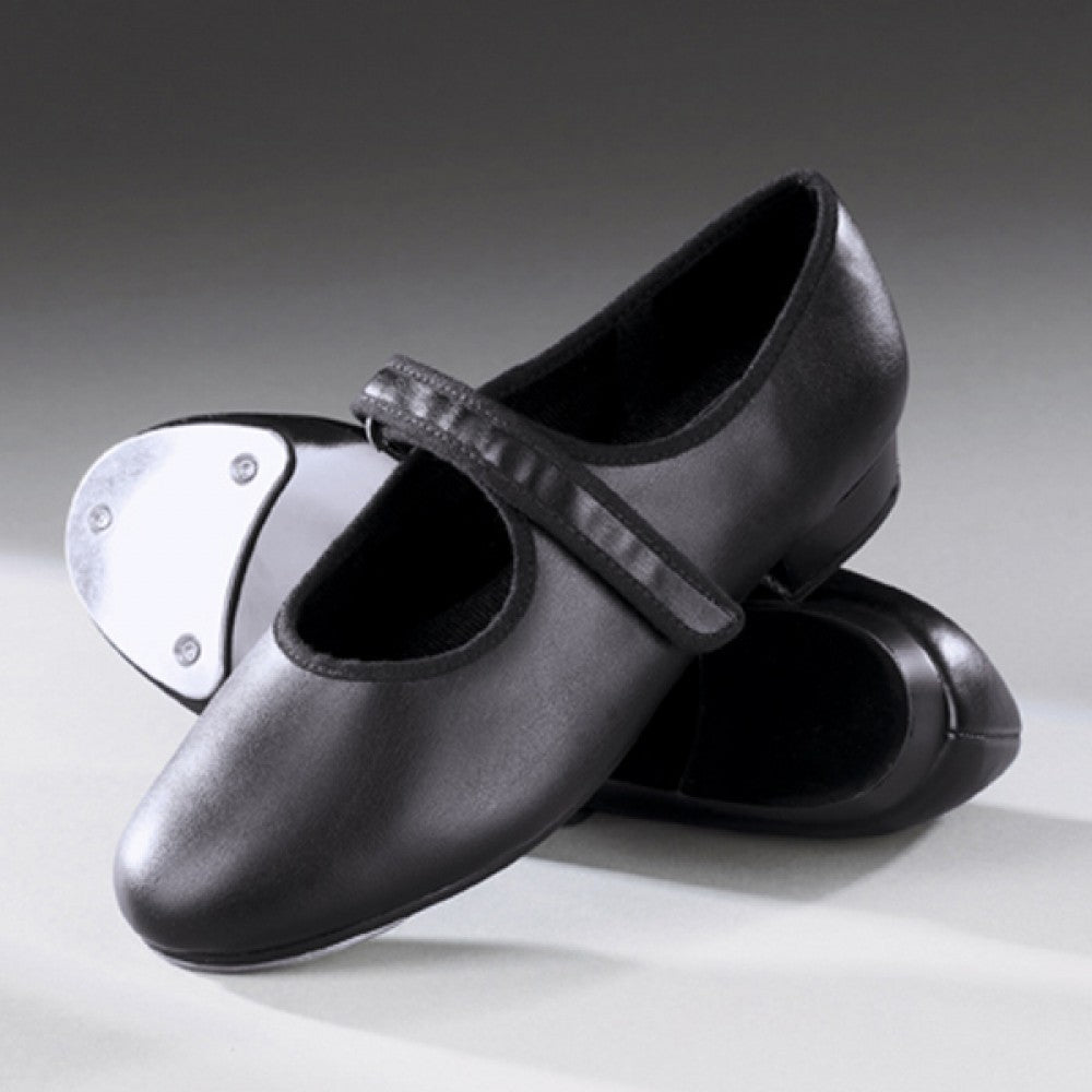 1st Position Velcro Tap Shoes - Dazzle Dancewear Ltd