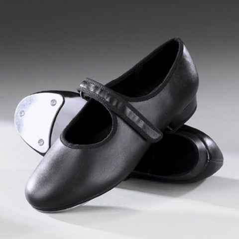 1st Position Velcro Tap Shoes