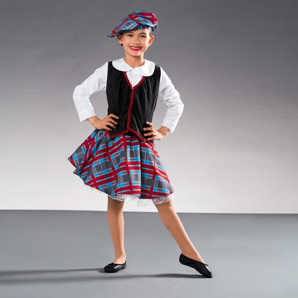Scotswoman Outfit-Dazzle Dancewear Ltd