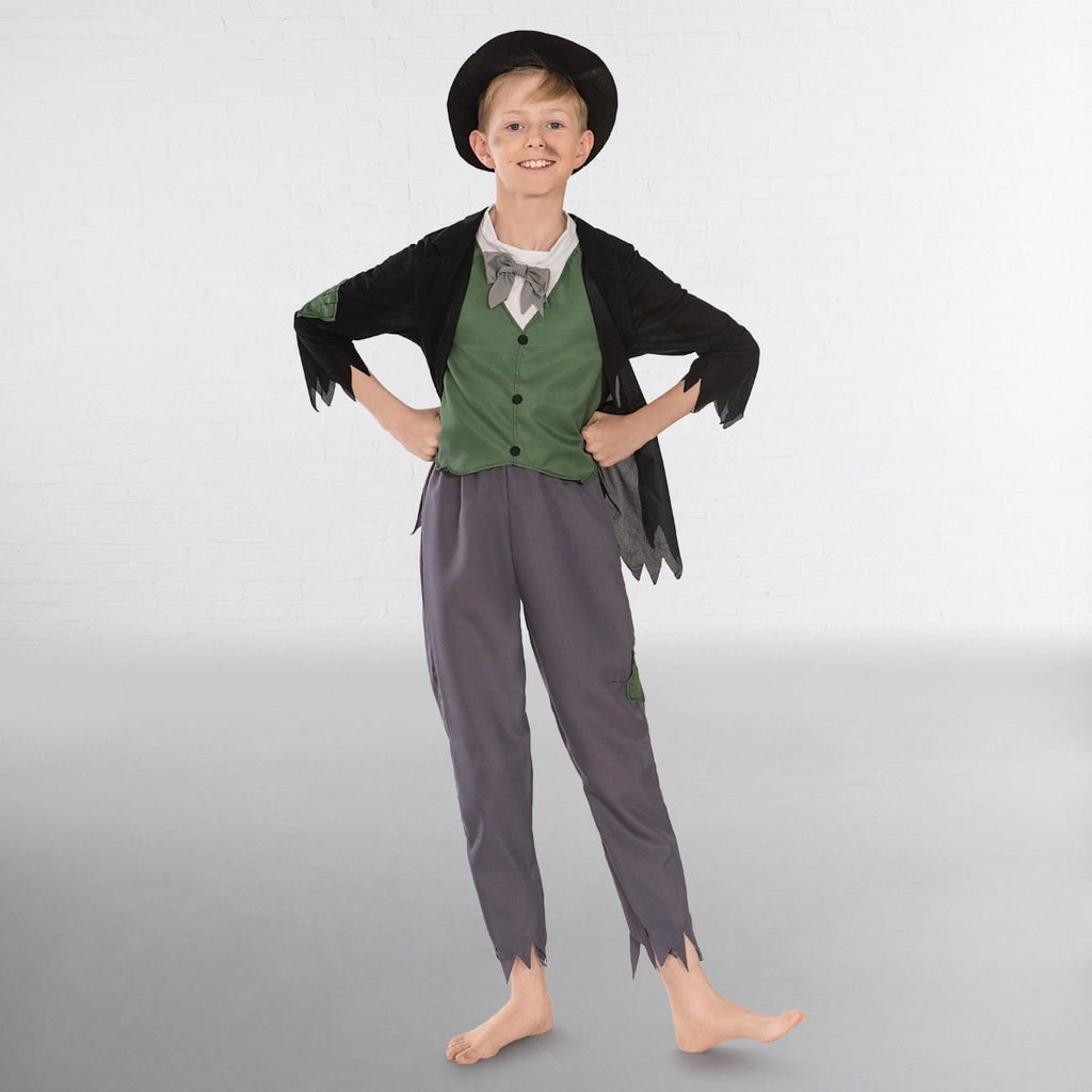 Victorian Boy Costume- Dazzle Dancewear Ltd