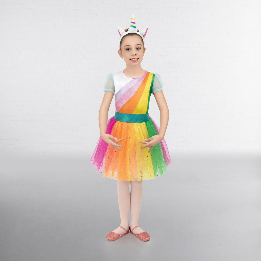 Unicorn Dress-Dazzle Dancewear Ltd