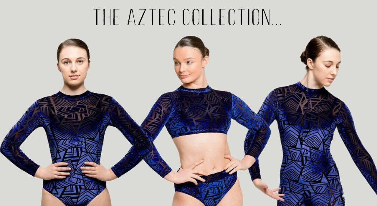 Aztec Collection - Dazzle Dancewear UK