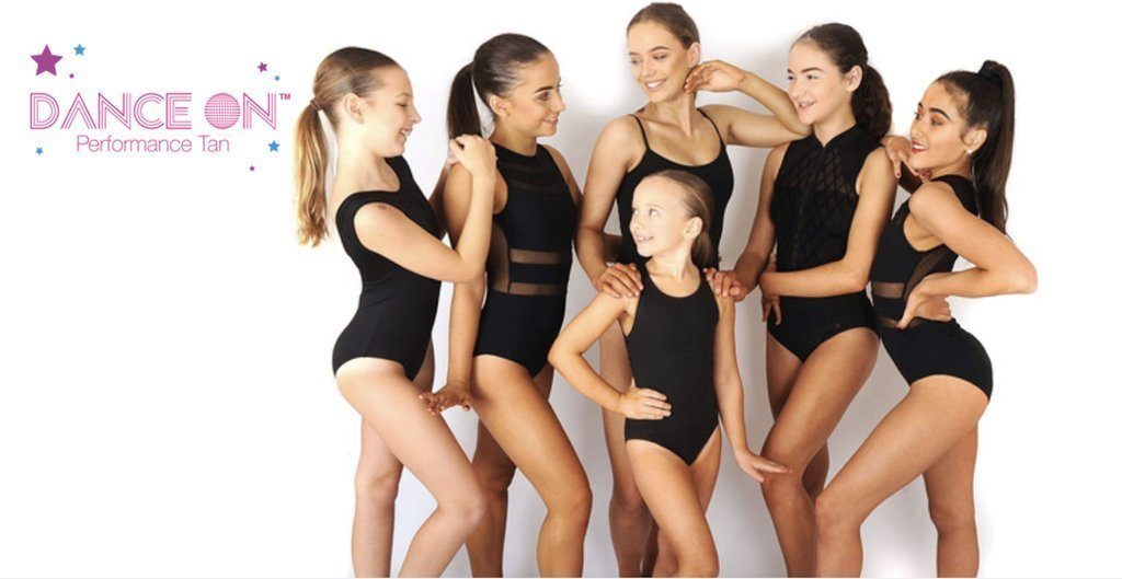 Dance On Tan - Dazzle Dancewear Ltd