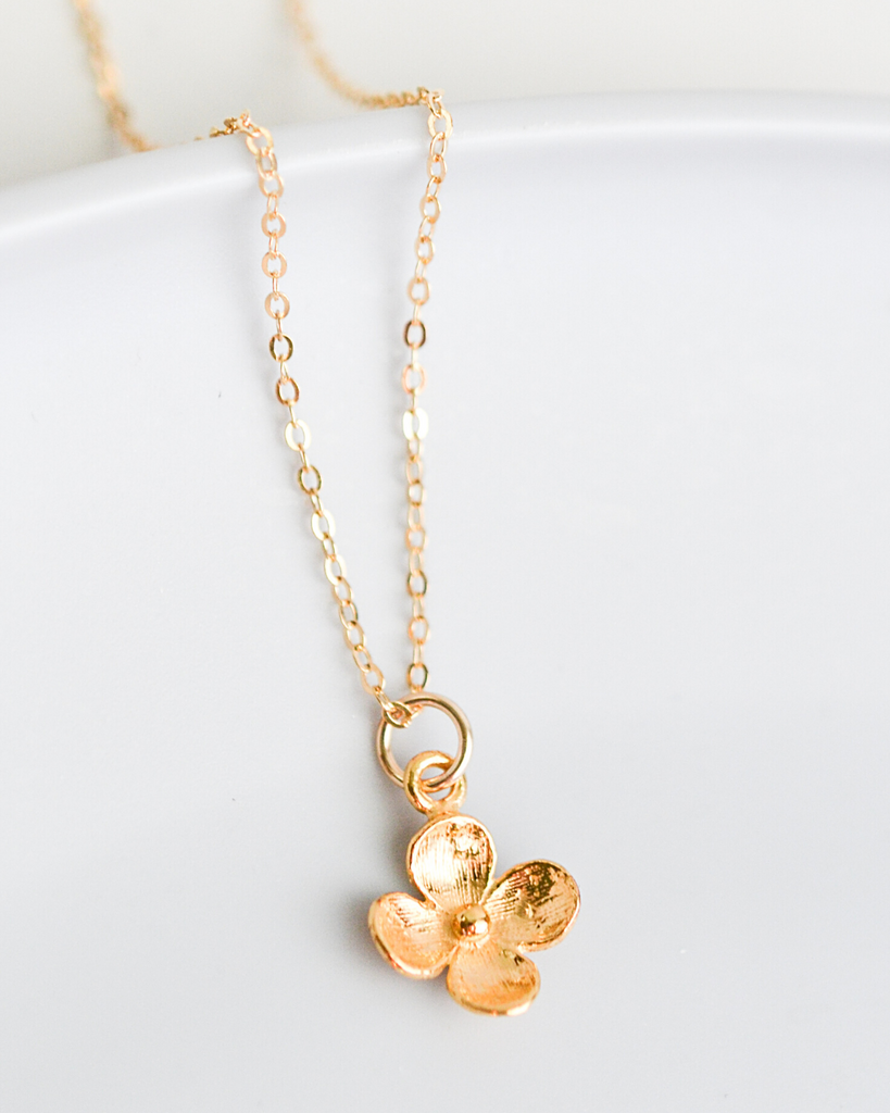 Mother's Bloom Necklace