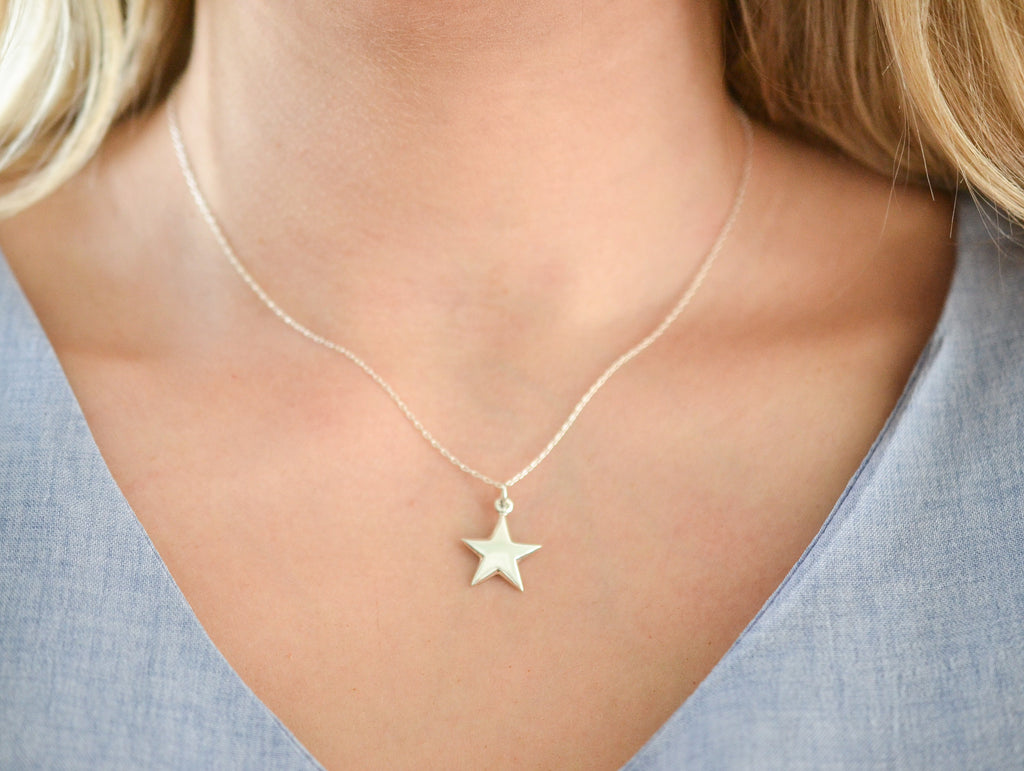 Mother's Star Necklace