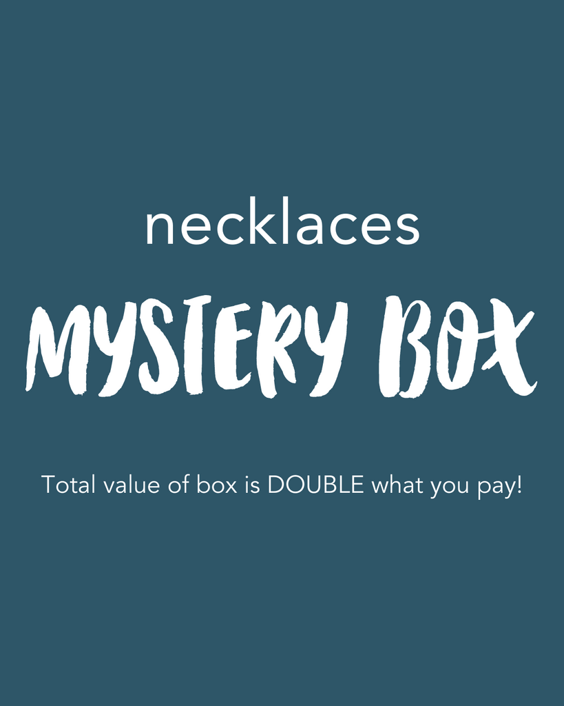 Necklaces Mystery Box