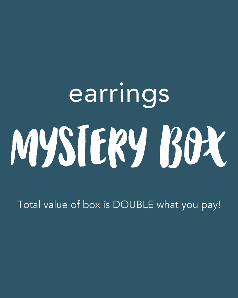 Earrings Mystery Box