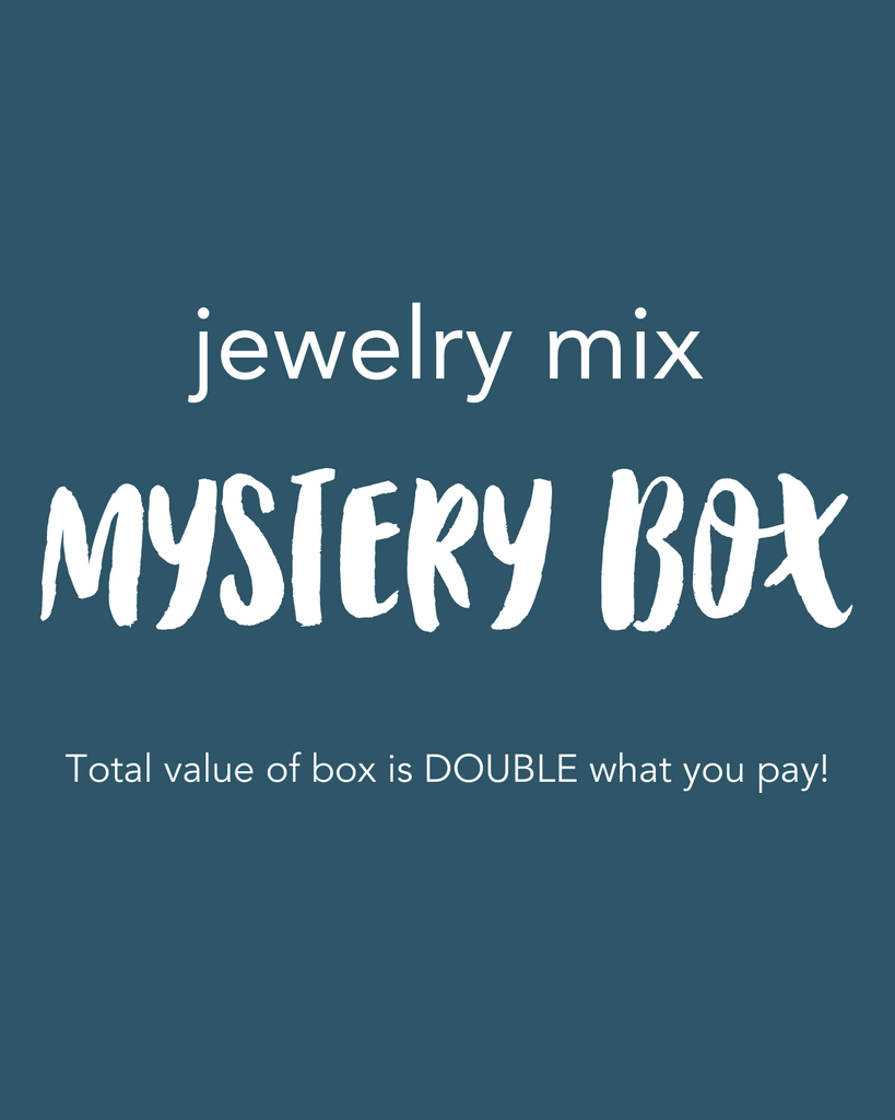 Jewelry Mix Mystery Box