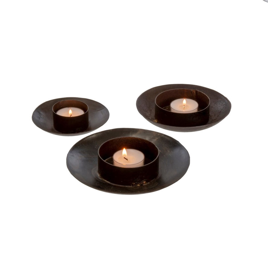 Quadra Votives Set of 3