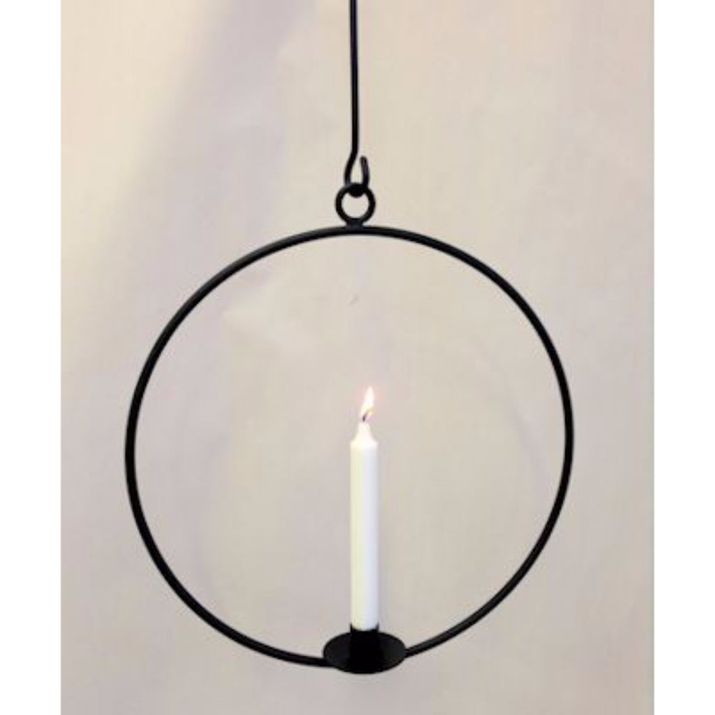 Hanging Candle Ring
