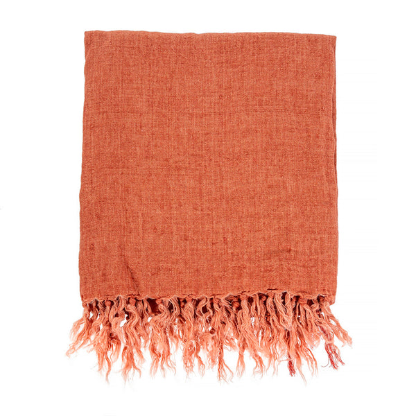 Lina Linen Throw