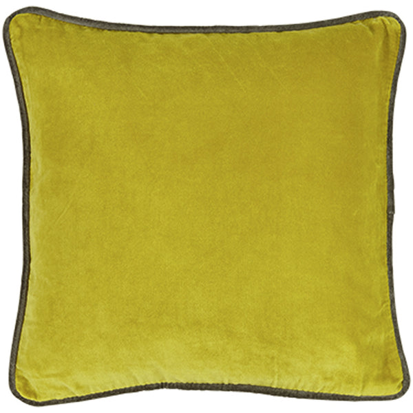 Velvet Cushion Cover 45x45 cm