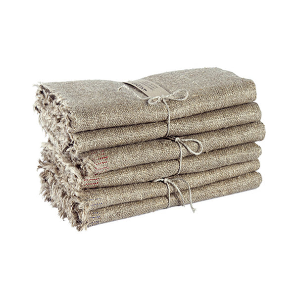 Axlings Sweden Burlap Tea Towel
