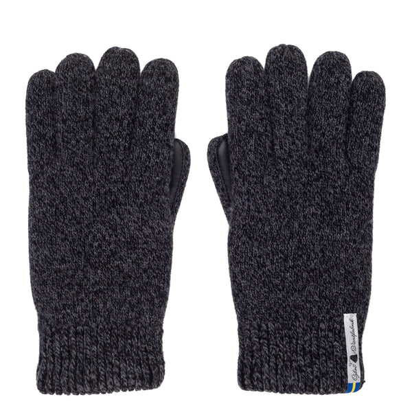 Merino Wool Touchscreen Gloves by Oejbro Vantfabrick - Made in Sweden