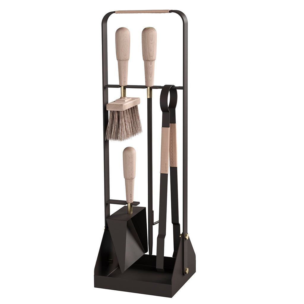 Eldvarm Fireplace Tools Set - only available at Lagom142