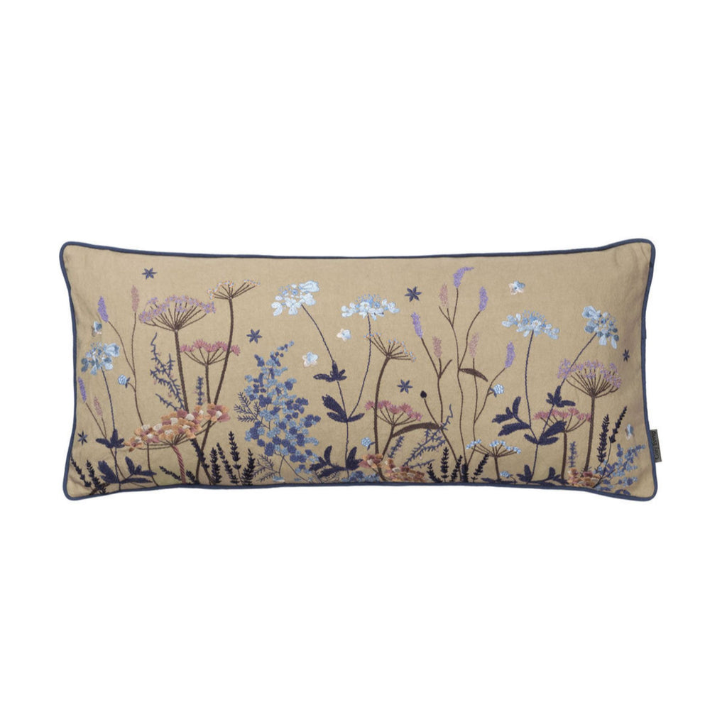 Mathilde Embroidered Cushion