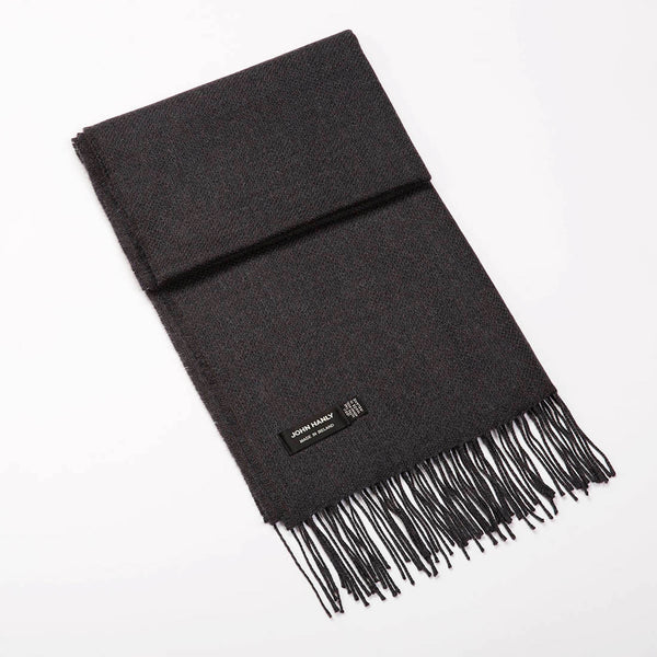 John Hanly & Co Merino Scarf