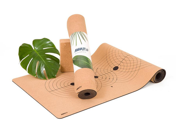 Cork Yoga Mat by MAMUT Big Design